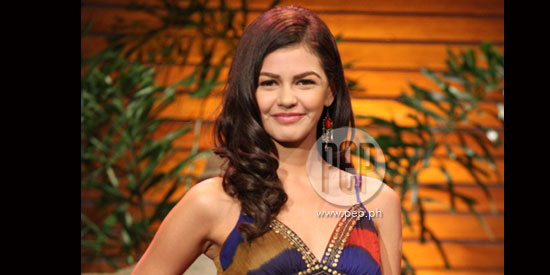 Janine Gutierrez on possible reconciliation of parents ...