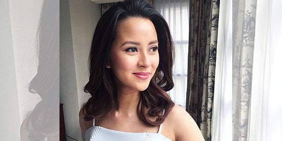 Bianca Gonzalez appreciates President Duterte