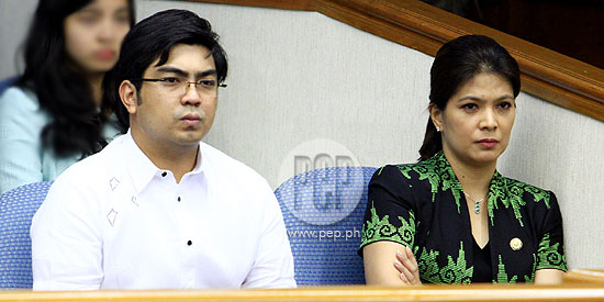 <p>Lani, Jolo dismayed by junked bail petition of Sen. Bong</