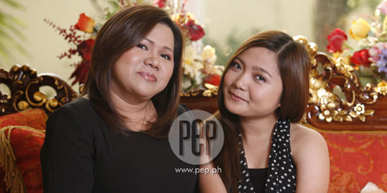 Raquel Pempengco gives Charice the freedom she wants