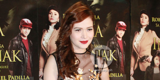 Bela Padilla will not entertain marriage proposal from Neil Arce