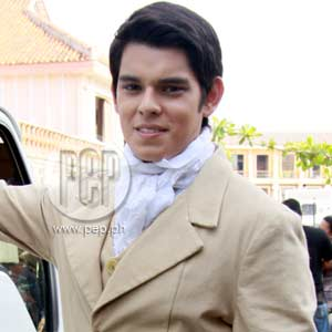 Richard Gutierrez after the accident: