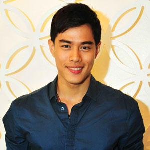 Model Victor Silayan now looks at acting as a serious job; after <em>Glamorosa, </em>waits for next project from TV5<em> </em>