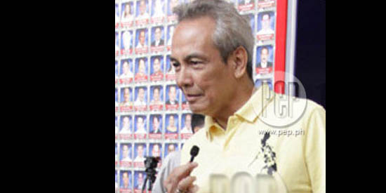 """Related News On Jim Paredes: Jim Paredes On I Do Bidoo Bidoo : """"I Think It Will Show"""