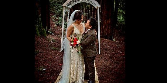 <p>Aiza Seguerra and Liza Diño tie the knot in the US