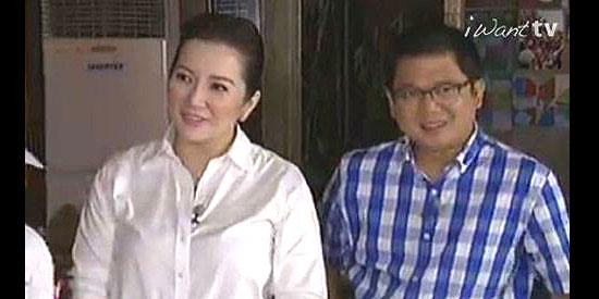 <p>Kris Aquino apologizes to Mayor Herbert Bautista</p>