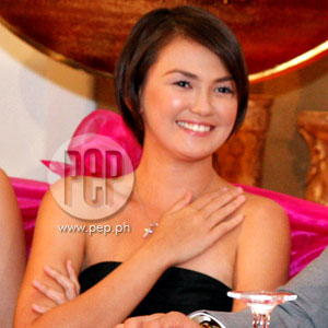 Angelica Panganiban hurt by press treatment of her problem with Derek Ramsay in the past