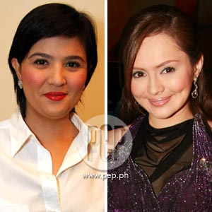 Angelika dela Cruz and Sunshine Dizon leave all their quarrels in the past
