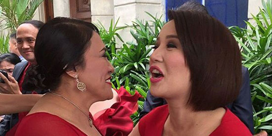 <p>Kris reveals story behind reconciliation with Ai-Ai</p>