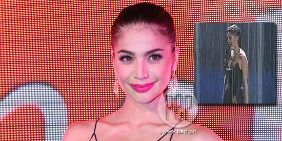 MTRCB calls attention of ASAP over Anne Curtis's production nu