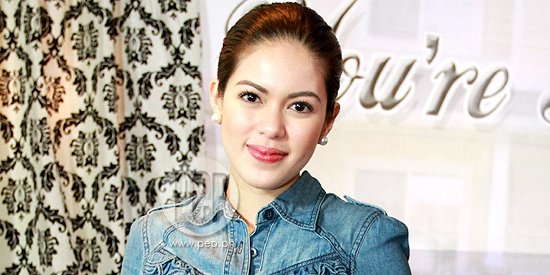 Shaina Magdayao will not keep lovelife a secret