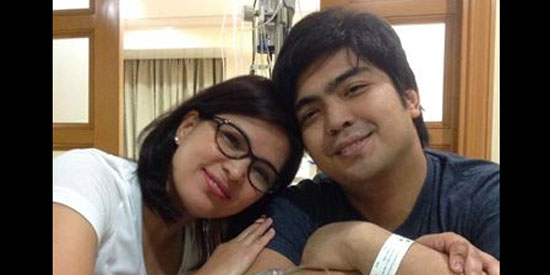 <p>Jolo Revilla discharged from hospital</p>