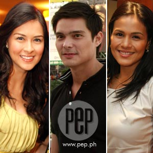 FIRST READ ON PEP: Marian Rivera and Dingdong Dantes pair ...