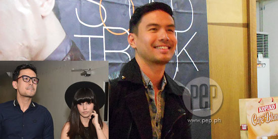 <p>Christian Bautista admits having a love life</p>