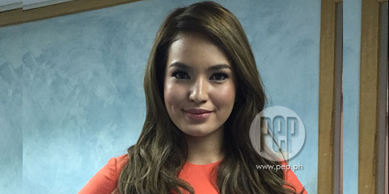 <p>Sarah Lahbati is now a Viva contract star</p>