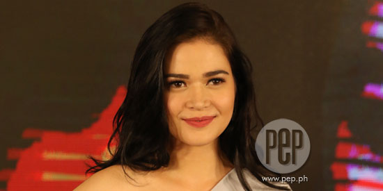 <p>Bela Padilla believes Neil Arce is the right one for her</