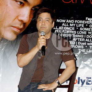 Martin Nievera Opens Up On Failed Marriage With Pops Fernandez
