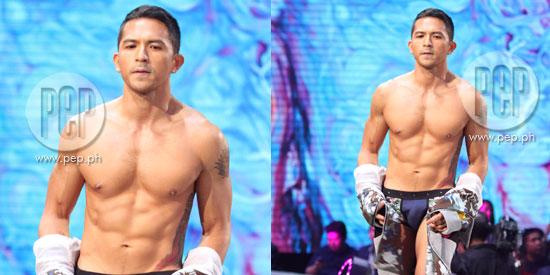 Dennis trillo sexy body