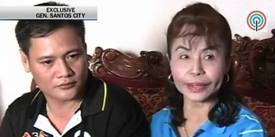 Image result for dionisia pacquiao and michael yamson
