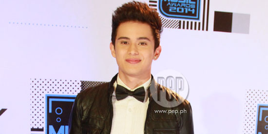 James Reid finds Nadine Lustre