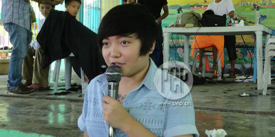 Charice feels like a child again after admitting she is a lesbian