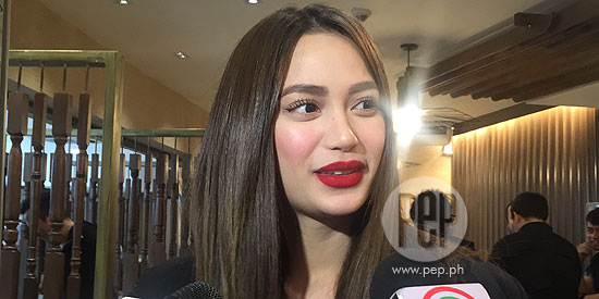 <p>Arci Mu&ntilde;oz sees herself marrying current boyfriend