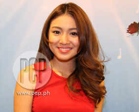 Nadine Lustre thanks fans for watching her first TV project with ABS-CBN