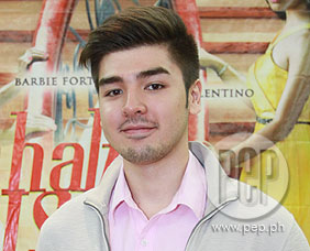 Andre Paras speaks about possibility of pursuing a basketball career