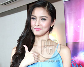 Kim Chiu tops The PEP List; thanks fans for support