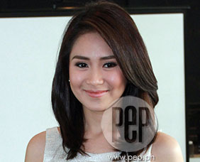 Sarah Geronimo explains why she'd like to keep her love life private