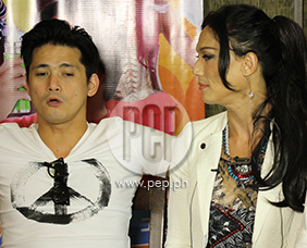 Robin Padilla on BB Gandanghari