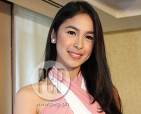 Julia Barretto on handling intrigues concerning her and her aunts