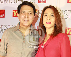 Tirso Cruz III reveals what makes him stay youthful