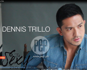 Dennis Trillo in <em>YES! The Sexy Dozen 2014</em>