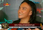 "Arnel Pineda leads band search-reality show ""Asian Music Camp"
