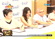 Glaiza De Castro and Louise Delos Reyes renew contract with GMA