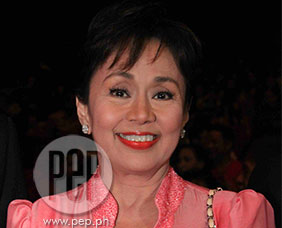 Vilma Santos happy to be a part of the indie family, especially, &quo