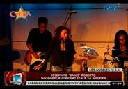 """Josephine """"Banig"""" Roberto returns to U.S. concert st"""