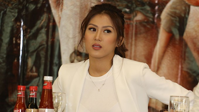 Alex Gonzaga not concerned about box-office result