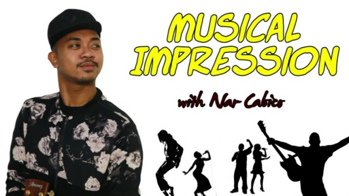 Nar Cabico does Adele, Regine, and more