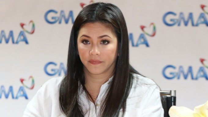 Regine favors doing TV more than movies