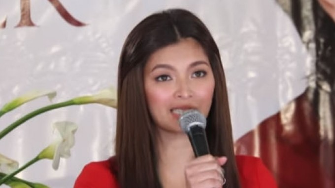 Angel Locsin feels lucky working with Vilma Santos