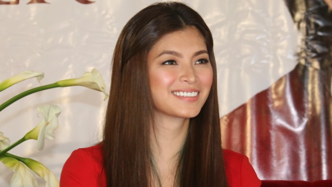 "Angel Locsin talks about Vilma Santos's ""sapok"""