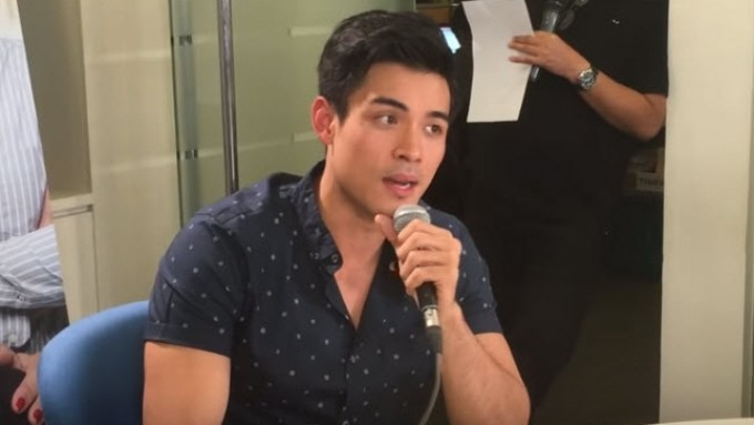 Xian Lim on why he cried during presscon