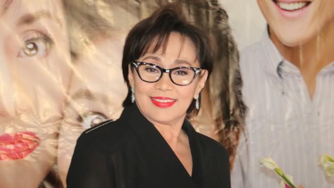 "Vilma Santos calls her movie character ""impakta"""