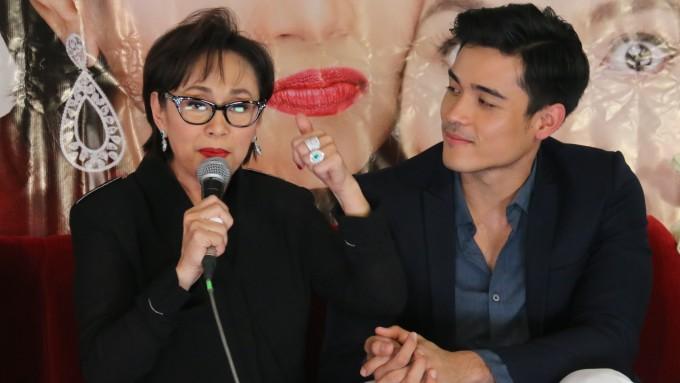 Vilma Santos likes Joyce Bernal and defends Xian Lim