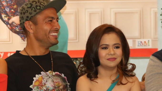 Kiray Celis jokes about first big screen kiss