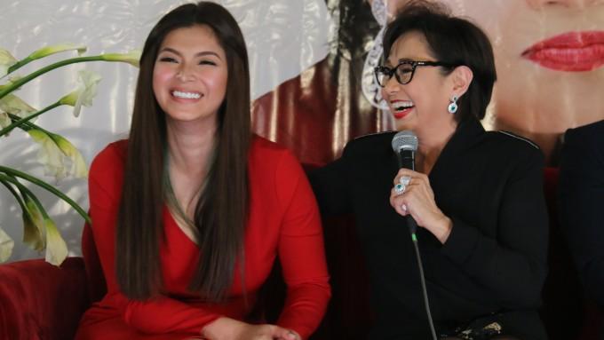 Vilma Santos: I truly respect Angel