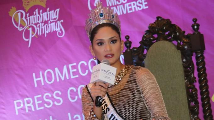 Pia Wurtzbach's top Miss Universe experiences