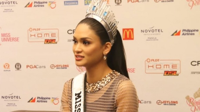 Pia Wurtzbach wants to bring housemate home